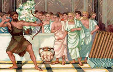 Penelope The Odyssey ulysse